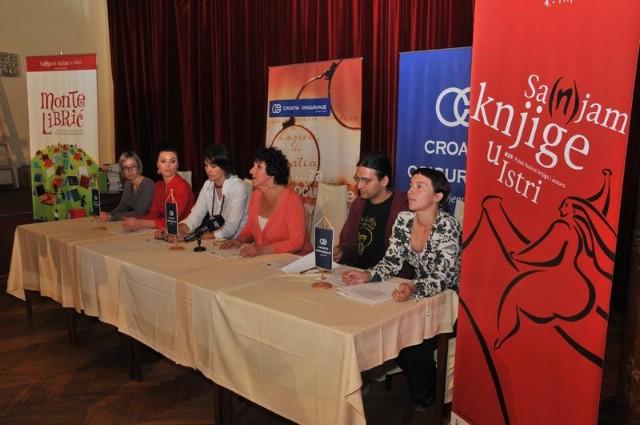 Festival dječje knjige Monte Librić - novost na Sajmu knjige u Puli