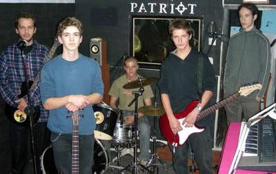 Mladi staropazinski band PatriotIstra uskoro objavljuje debitantski album