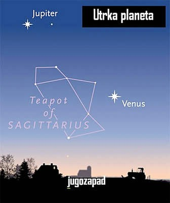 Utrka Venere i Jupitera