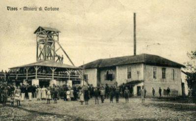 IZ POVIJESNE ŠKRINJICE LABINŠĆINE: Rudnik ugljena u Vinežu