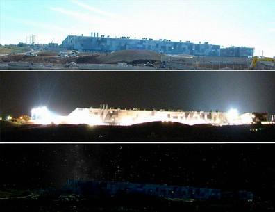 Moć kapitala (TDR) uništava noćni krajobraz Istre