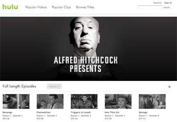 Hulu - medijski giganti protiv YouTubea
