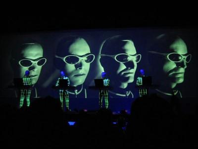 Kraftwerk na T-Mobile INmusic festivalu!