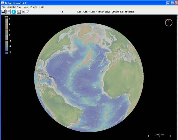 Istražite ocean s Googleom