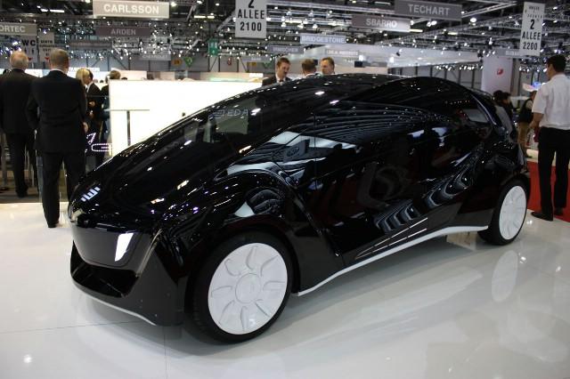Automobil zasnovan na otvorenom kodu