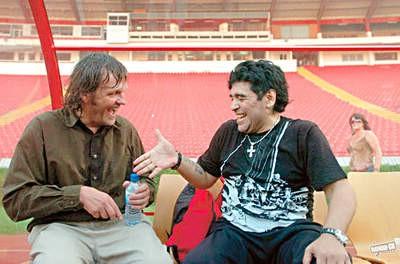 »Maradona by Kusturica« Emira Kusturice: O nogometašu i filmašu