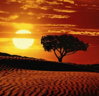 Sunce se vratilo u poziciju stvaranja svijeta