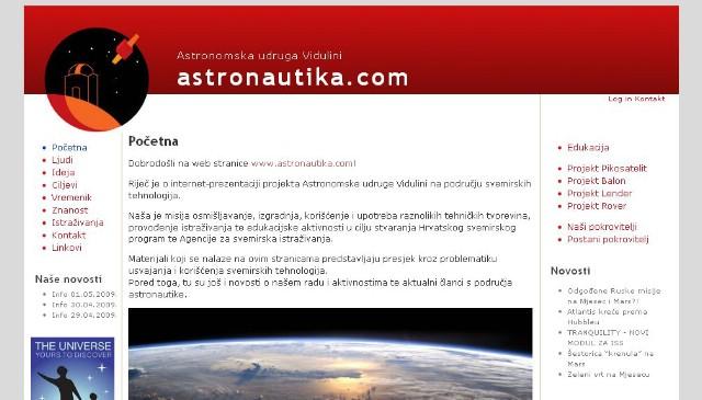 Pokrenut Hrvatski svemirski program