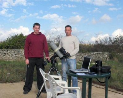 Zvjezdarnica Vidulini - Vidulini Observatory danas i službeno otvorena
