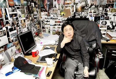 Park Chan-wook, korejski redatelj nagrađen u Cannesu nagradom žirija za film »Žeđ«