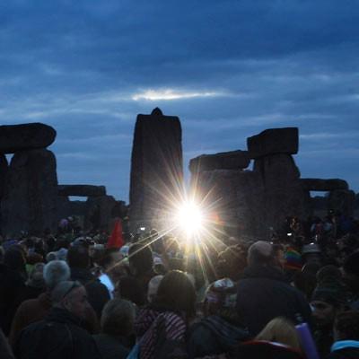 Rekordan doček ljetnog solsticija u Stonehengeu