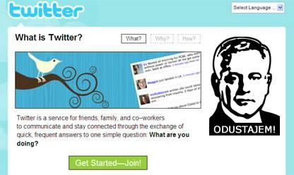 Kako je nastao prvi hrvatski Twitter breaking news