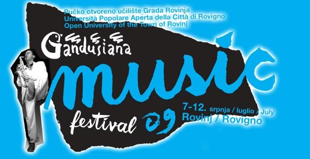 Music festival Gandusiana - Rovinj - program