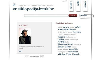 I Istarska enciklopedija odsad na internetu