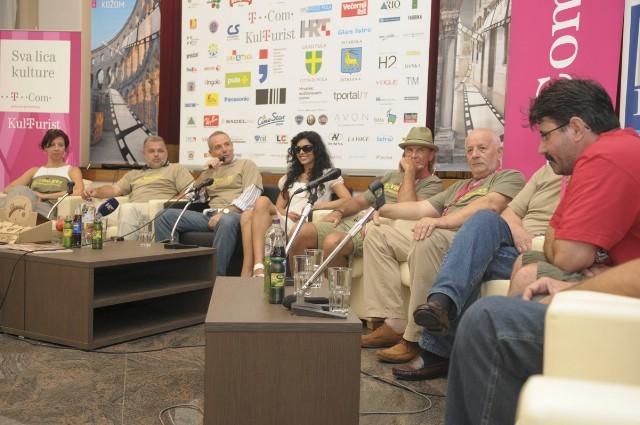 56. Festival igranog filma u Puli - Od arije u Areni do anđela na Visu