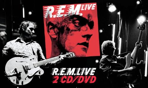 R.E.M. Live - Muzika.hr recenzija