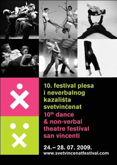 10. Festival plesa i neverbalnog kazališta Svetvinčenat - otvaranje festivala
