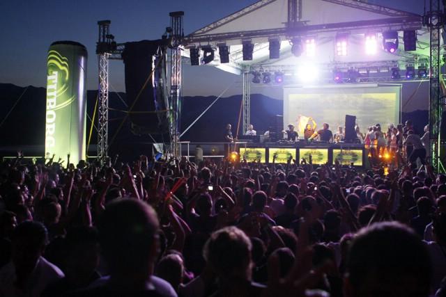 Swedish House Mafia otvorila  Tuborg Green Beat Festival!