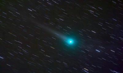 Na kometu pronađena temeljna jedinica života
