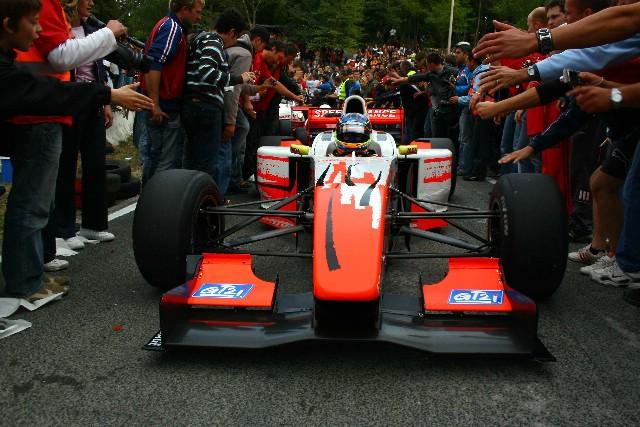 Europsko prvenstvo brdskih autoutrka - Buzetski dani 2009