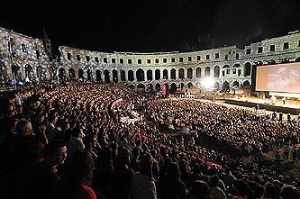 Pula Film Festival 2009 posjetilo rekordnih 70.230 gledatelja