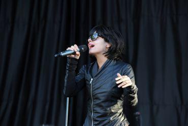 Snimka nastupa Lily Allen sa T-Mobile INmusic festivala na HRT-u!