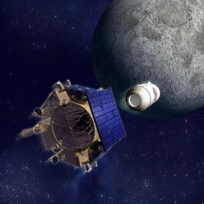 NASA pronašla vodu na Mjesecu