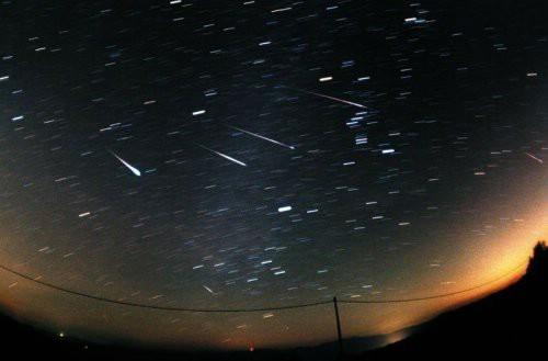 Meteorski roj Leonica od 10. do 21. studenog 2009.