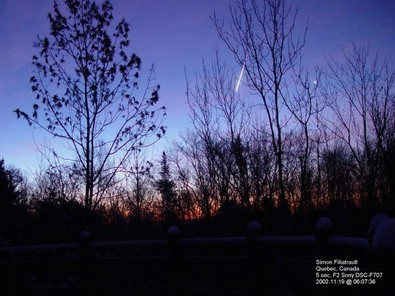 Kiša meteora noćas na istarskom nebu