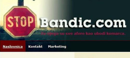 StopBandic.com: Sve Bandićeve afere na jednom mjestu
