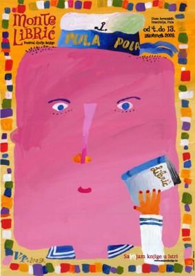Monte Librić - 2. Festival dječje knjige - Najavljen ovogodišnji program i dobro raspoloženje!