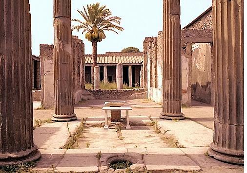 Googlom kroz Pompeje