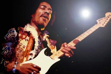 Na  današnji dan rođen Jimmy Hendrix
