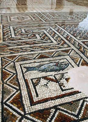 Istra – carstvo mozaika