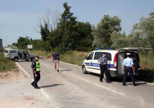 Labinjan skrivio prometnu nesreću kod Vodnjana