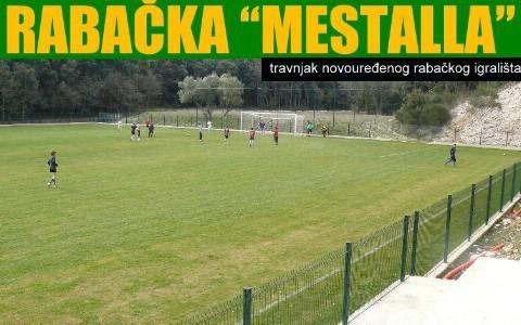 Ovaj vikend se otvara novouređeno nogometno igralište u Rapcu
