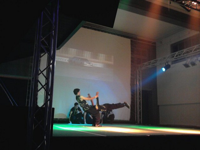 Splitska plesna skupina UNIT-X oduševila malobrojnu publiku (VIDEO)