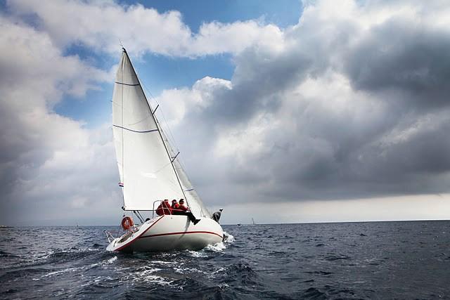 Održano prvo prvenstvo Istarske županije za krstaše monotipove u rabačkom akvatoriju (fotografije)