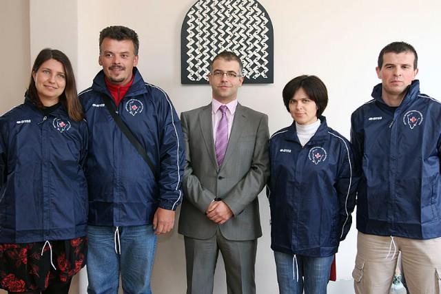 Pula: U Istarskoj županiji svečani prijem za labinske volontere Crvenog Križa