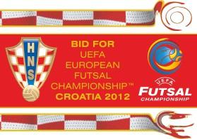 HRVATSKA je dobila domaćinstvo Europskog prvenstva u Futsalu 2012.
