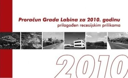 Grad Labin dijeli građanima brošuru «Proračun Grada Labina u malom» (dostupno za preuzimanje)