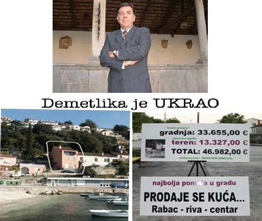 Zorislav Antun Petrović (Transparency International Hrvatska): kakve veze Kajin ima s prodajom nekretnine Grada Labina?!