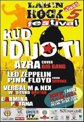 Uskrs Rock Festival u Labinu
