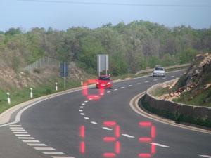 PU Istarska: Kontrola brzine kretanja vozila za vikend