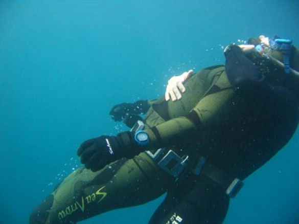 Sv. Marina: Ronilac nakon trosatne potrage pronađen mrtav