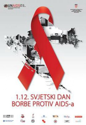 1.12. svjetski dan borbe protiv AIDS-a: svakoga dana u svijetu umire 7.000 oboljelih