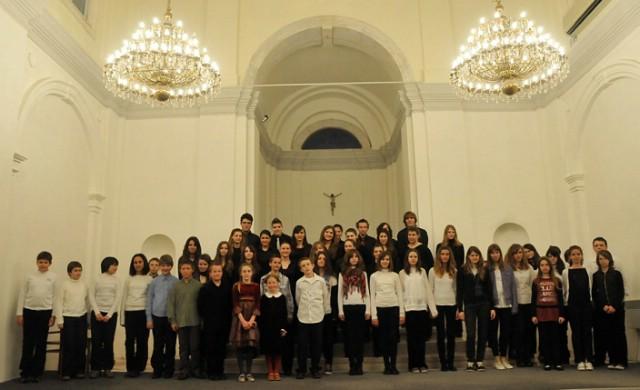 Učenici OGŠ Matka Brajše Rašana u Dubrovniku održali zajednički koncert s prijateljima domaćinima (Galerija fotografija)