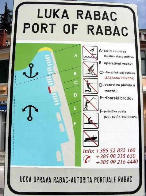 Lučka uprava popustila brodarima u Rapcu - više komunalnih vezova