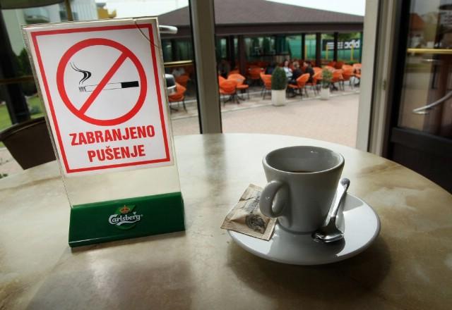 Rok 9. travnja: u cijeloj RH samo 212 kafića prijavilo da žele dozvole za pušenje