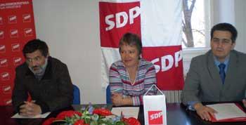 SDP reagirao na izlaganje gradonačelnika na posljednjoj sjednici Gradskog vijeća (Audio)
